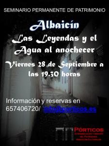 Leyendas Albaicín 28-9