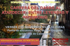 LEYENDAS CARRERA DEL DARRO 2-11