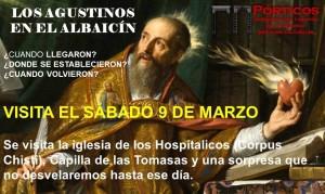 LOS AGUSTINOS EN EL ALBAICÍN