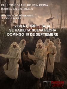 MUERTE Y ÚLTIMO VIAJE DE UNA REINA. ISABEL LA CATÓLICA. (Convento de San Francico)